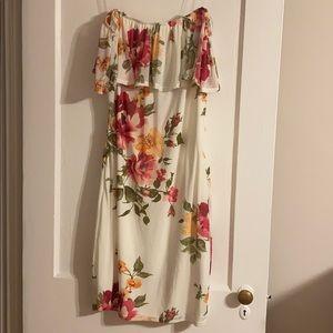 Ladies Know Best Floral Mini Dress